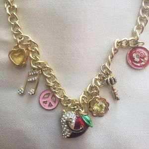 Juicy Couture Necklace w/ Charms